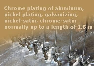 Chromium plating